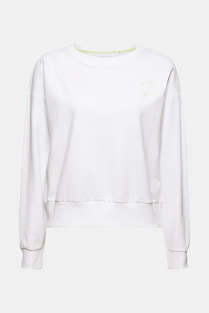TENNIS Sweatshirt aus Organic Cotton