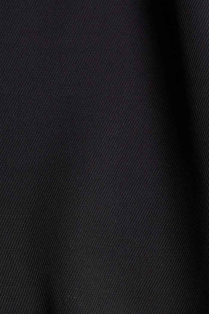 Weite Hose mit elastischem Bund, BLACK, detail image number 4
