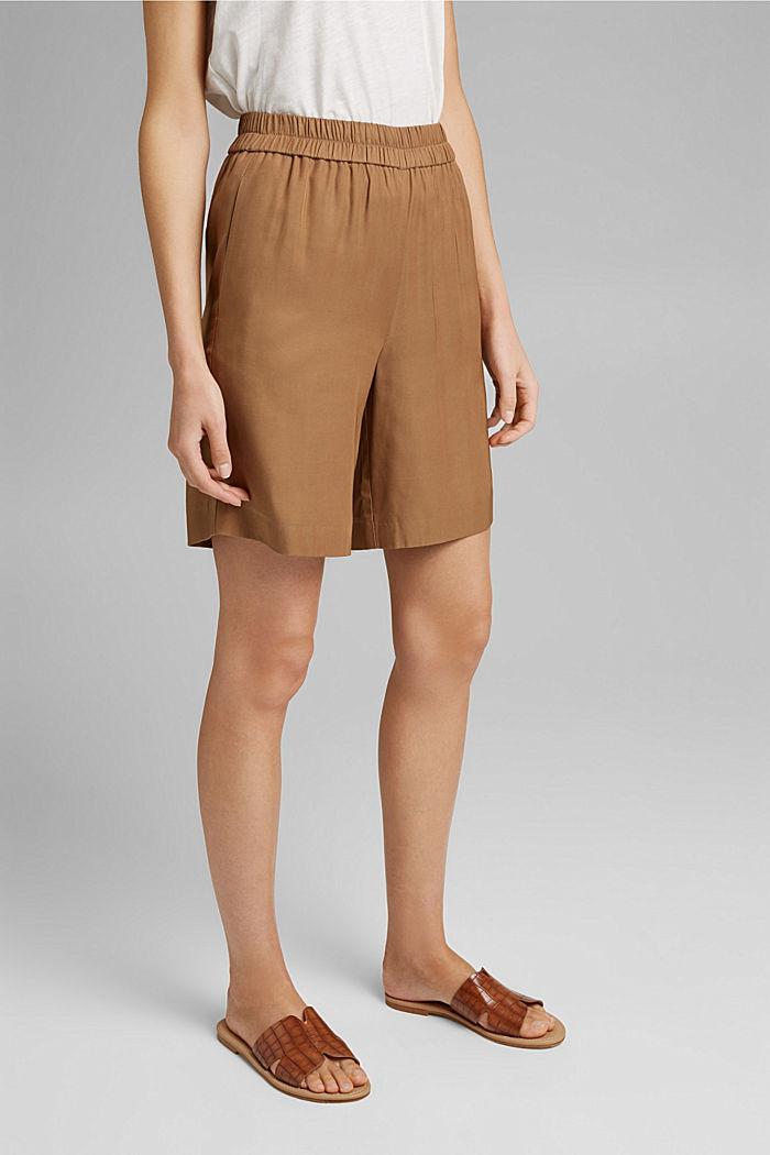 Shorts mit Gummibund, BARK, detail image number 0