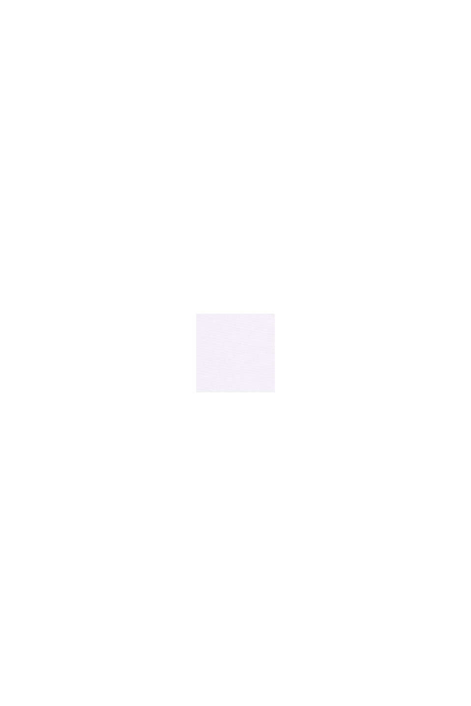 Top de popelina elástica, WHITE, swatch