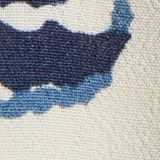 Chemisier à motif à teneur en fibres LENZING™ ECOVERO™, OFF WHITE, swatch
