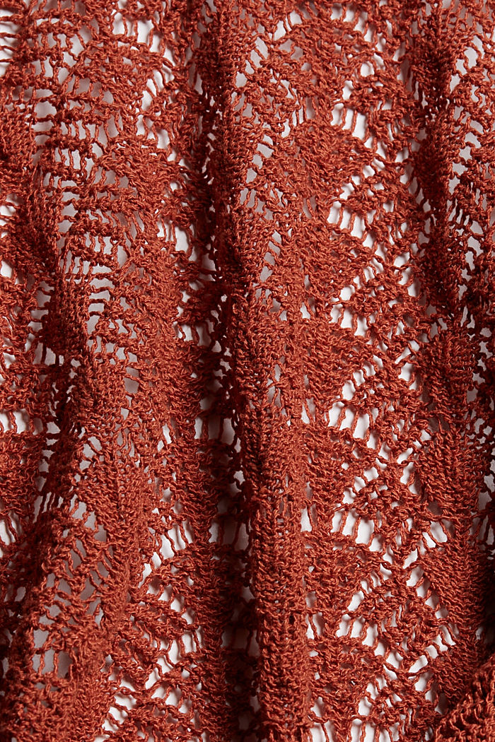 Sweaters, TERRACOTTA, detail image number 4