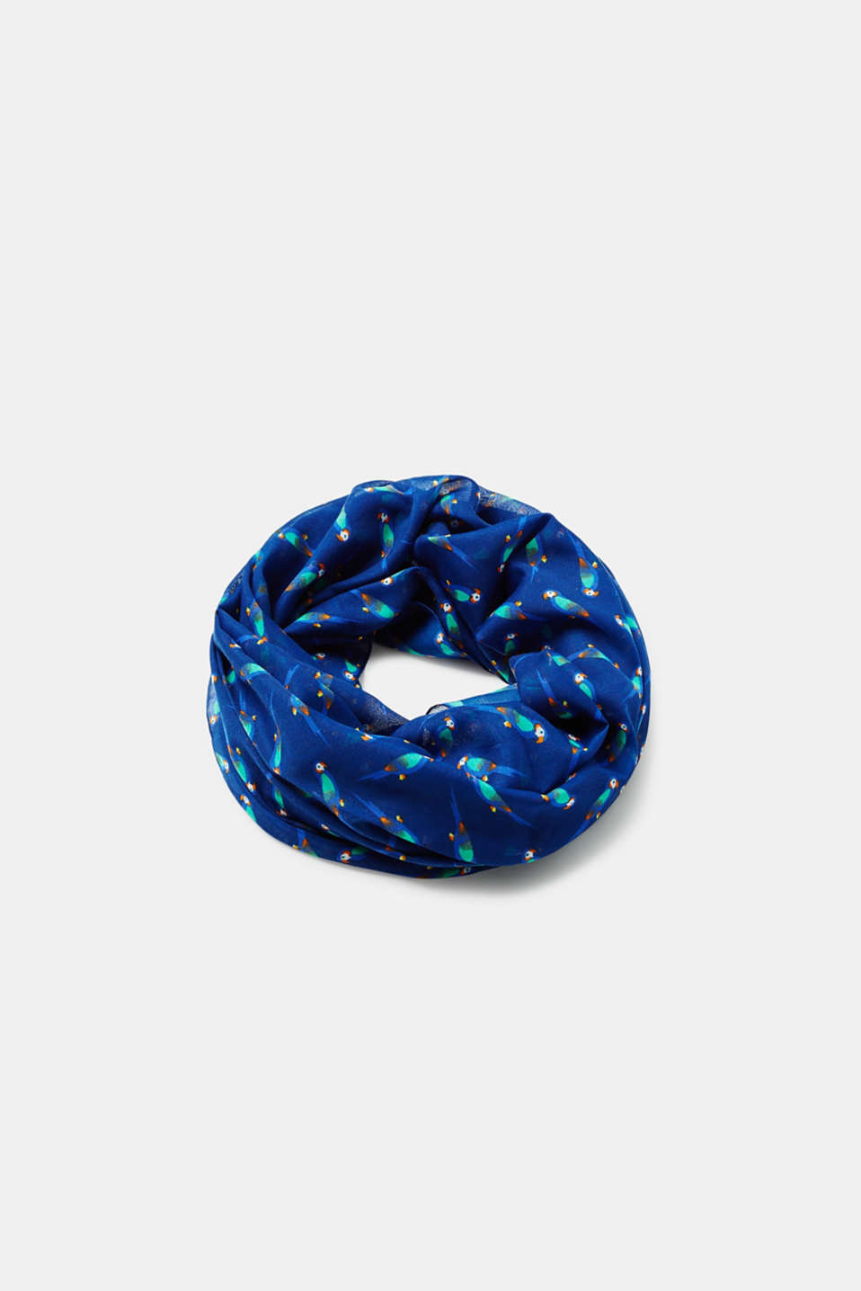 edc - Snood with summery motifs