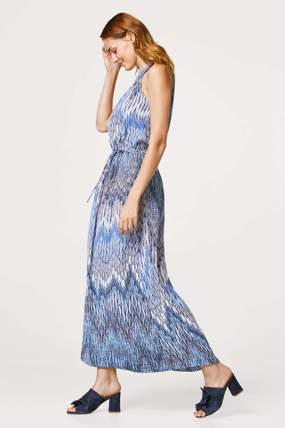 edc - Flowing maxi dress with a beautiful tribal print