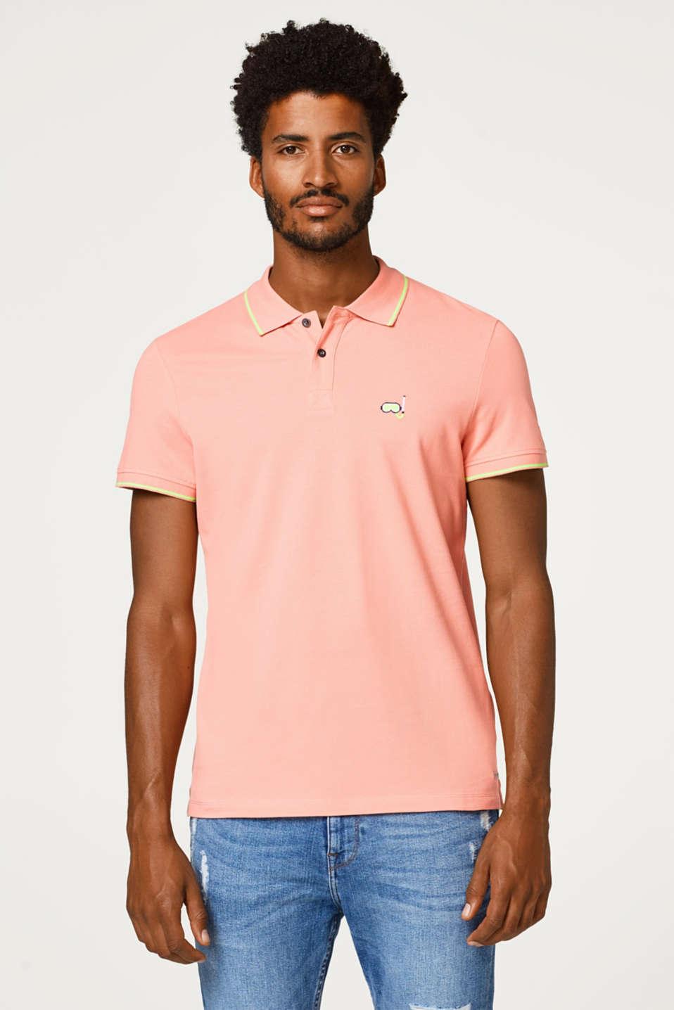 ad09312a Express Pique Polo Shirts