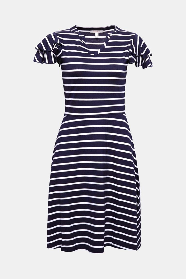 Anschmiegsames Jersey-Stretch-Kleid
