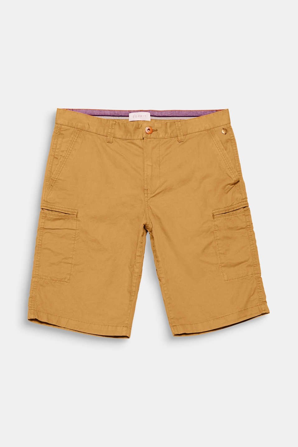 Your cargo update! The exquisite welt pocket takes these shorts to an exciting new level.