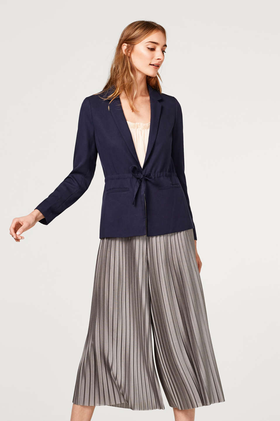 Esprit - FINE STRUCTURE mix + match blazer
