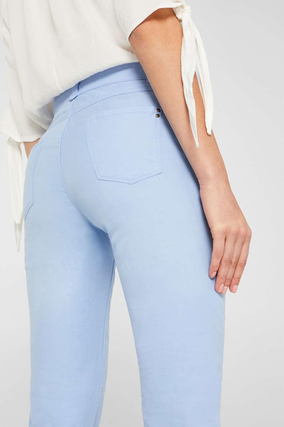Pants woven, LIGHT BLUE, detail image number 5