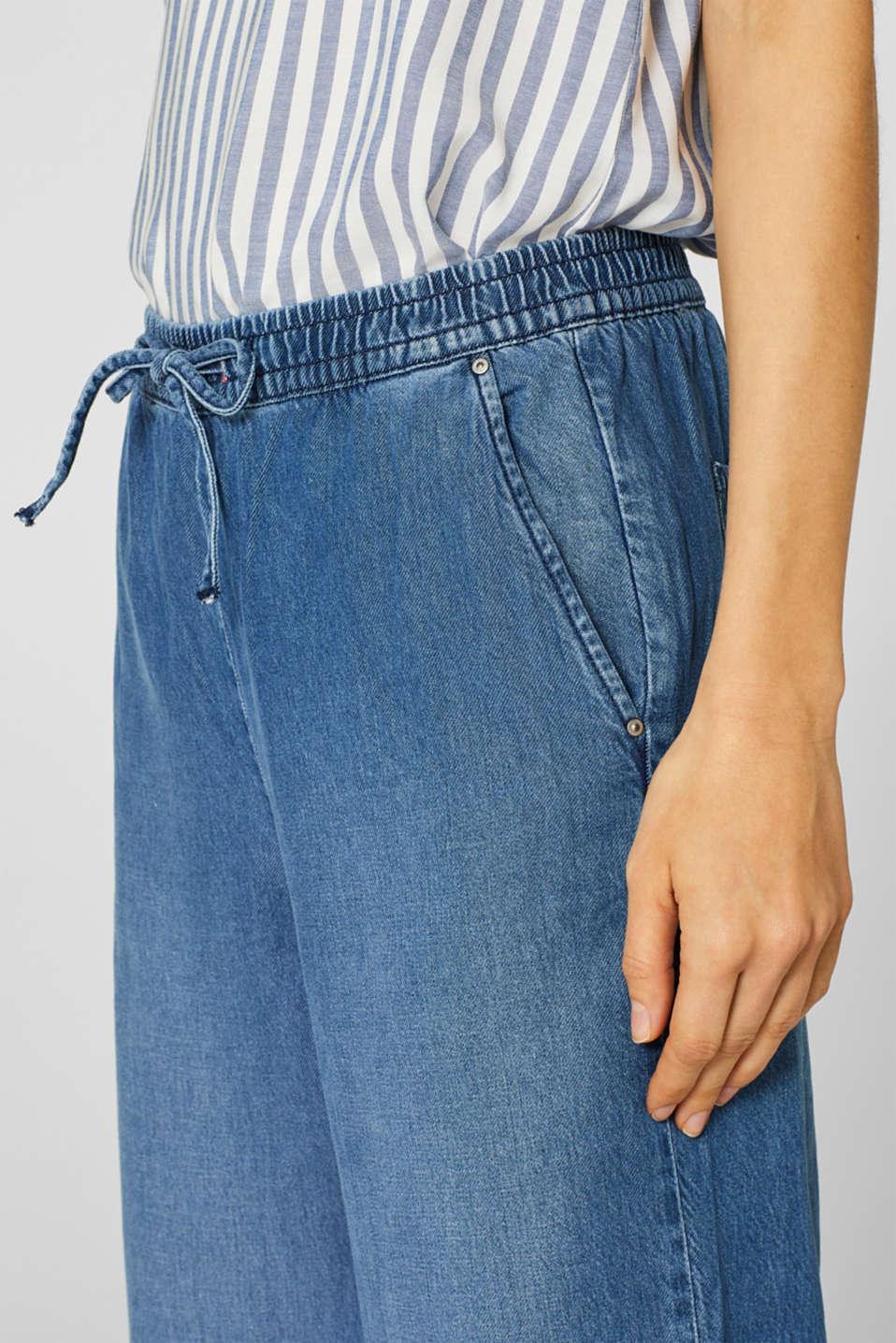Pants denim, BLUE LIGHT WASH, detail image number 2