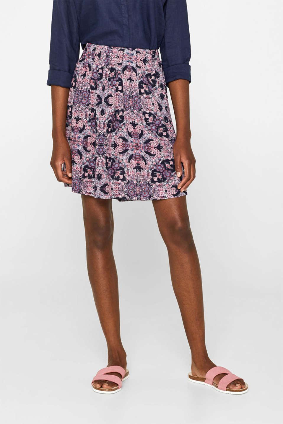 Skirts light woven, BLUE, detail image number 5