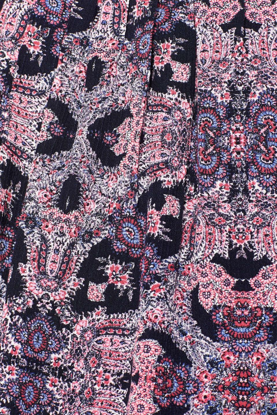 Skirts light woven, BLUE, detail image number 4