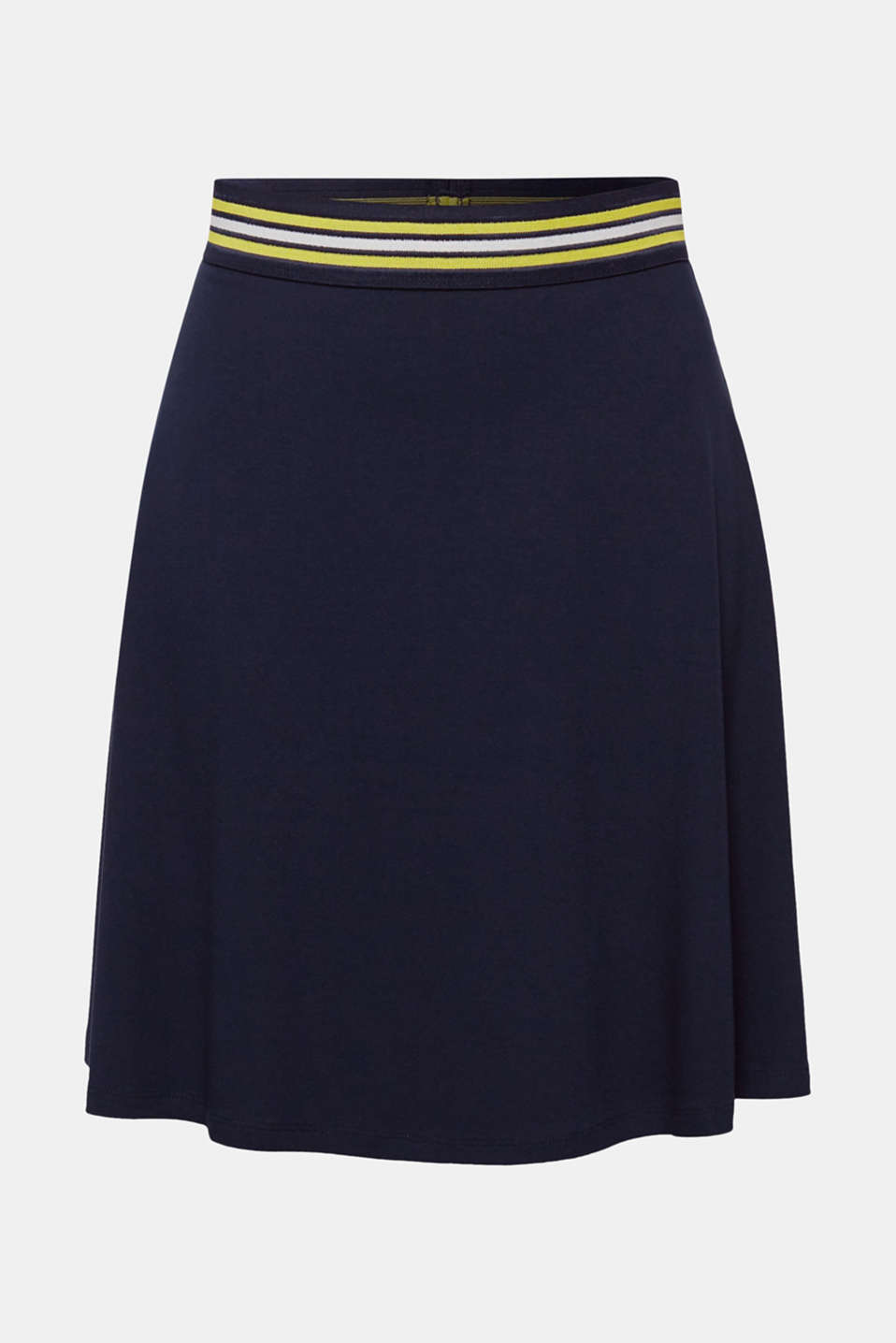 Skirts knitted, NAVY, detail image number 7