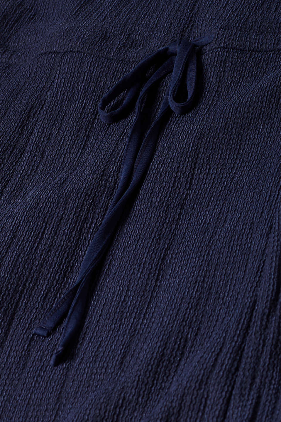 Crinkle look maxi dress, NAVY, detail image number 4
