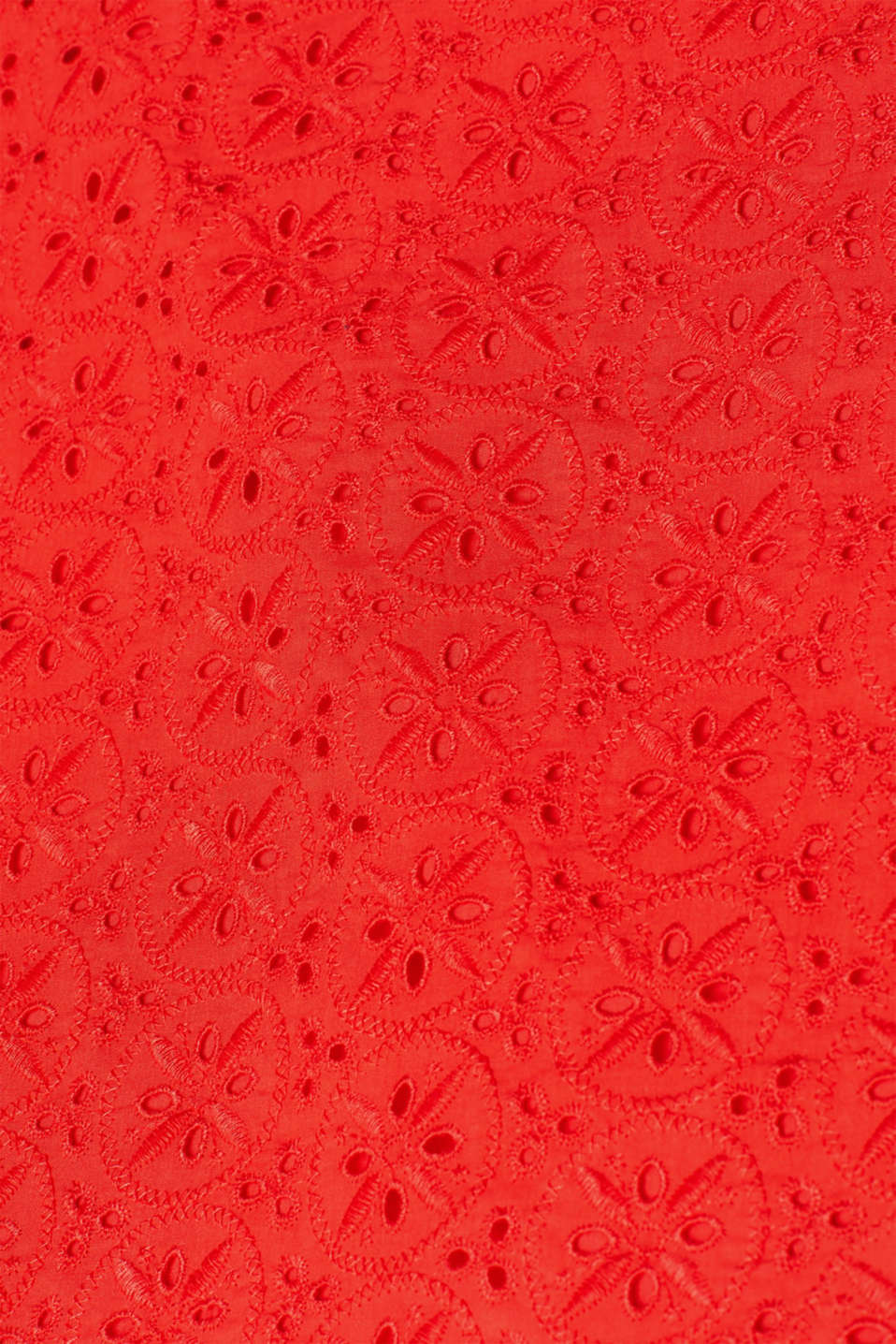 Dresses light woven, CORAL RED, detail image number 5