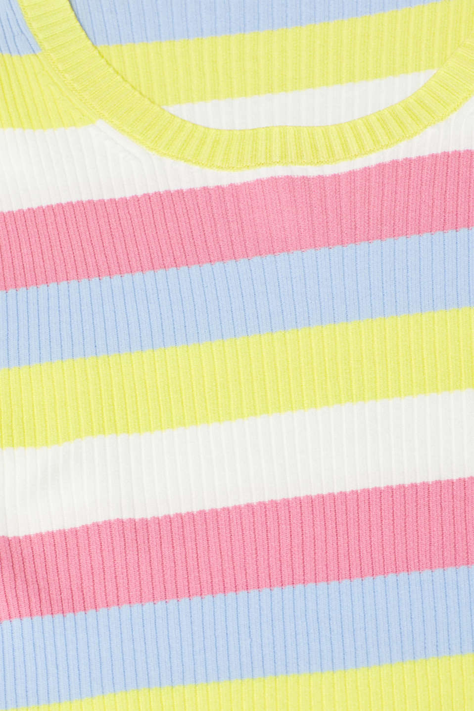 Sweaters, LIGHT YELLOW 2, detail image number 4