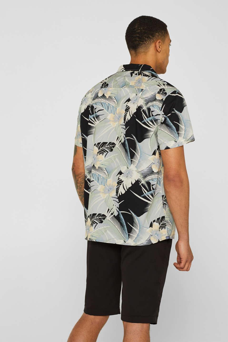 Shirts woven Regular fit, LIGHT GREY, detail image number 3