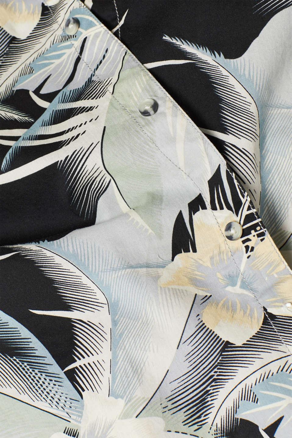 Shirts woven Regular fit, LIGHT GREY, detail image number 4