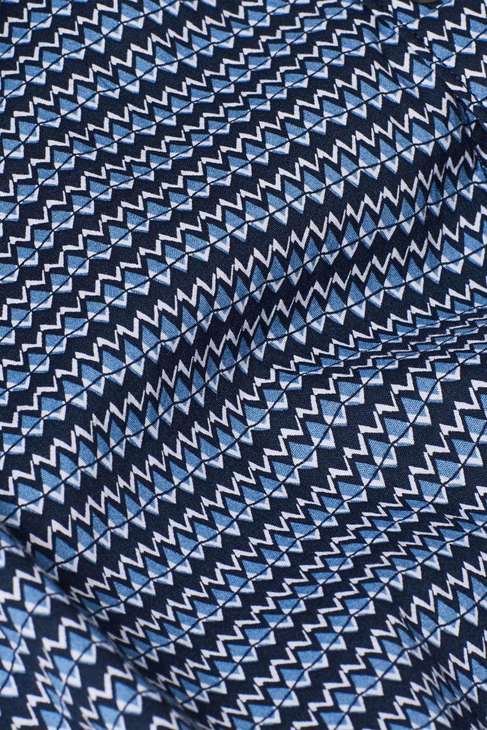 Shirts woven Regular fit, NAVY, detail image number 4