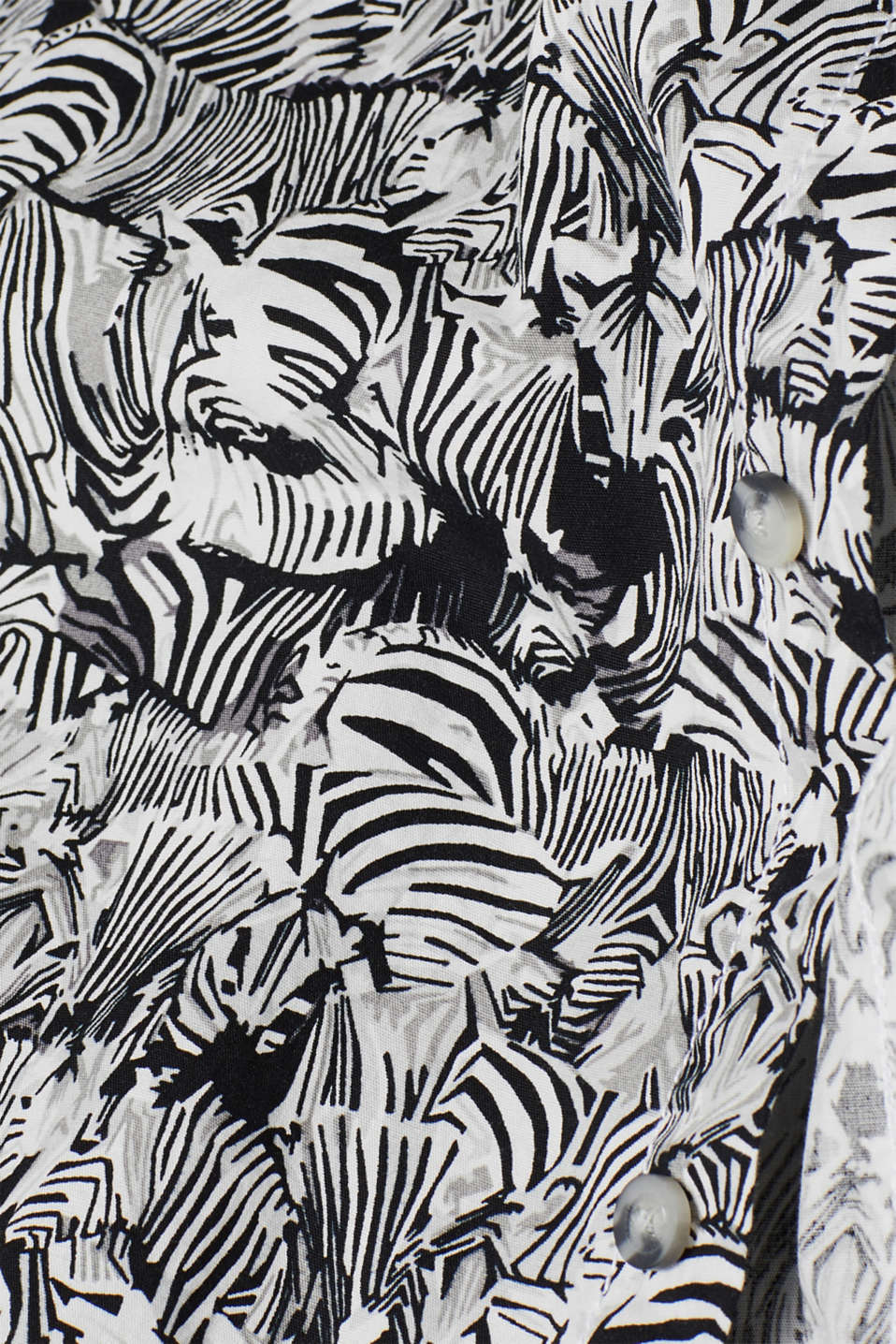 Shirts woven Regular fit, BLACK, detail image number 4