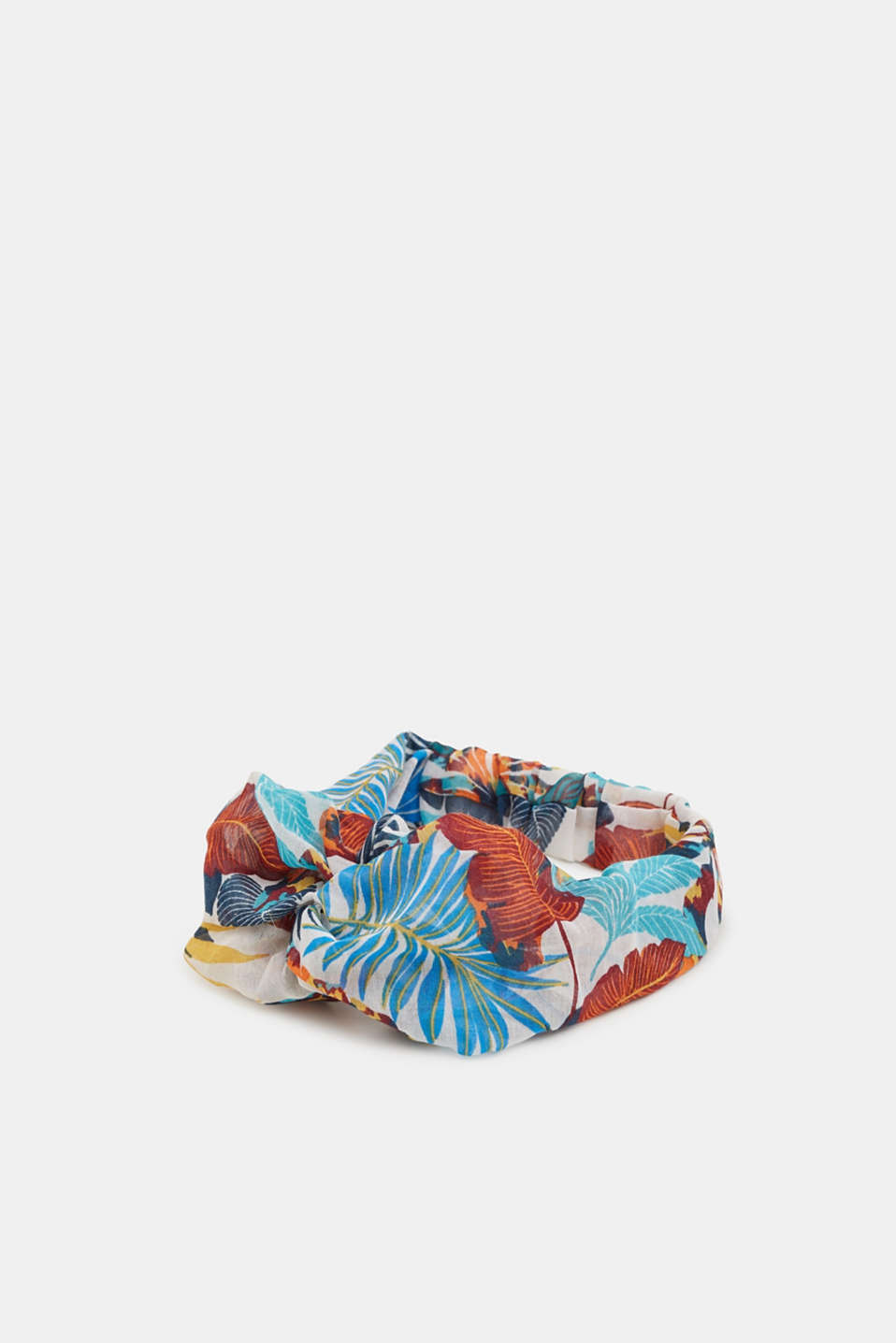 Esprit - Headband with a floral pattern