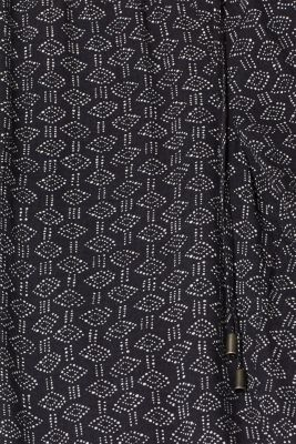 Lightweight tracksuit bottoms with an all-over print
