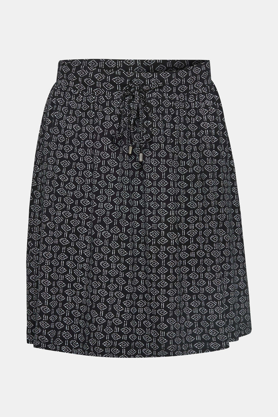 Skirts knitted, BLACK, detail image number 7