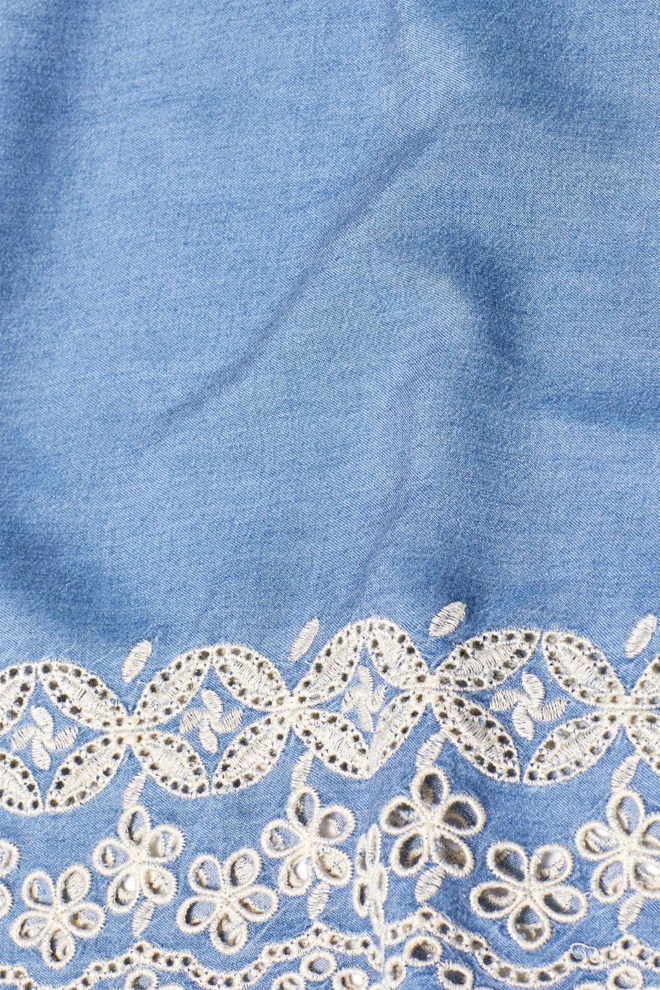 Dresses denim, BLUE MEDIUM WASH, detail image number 4