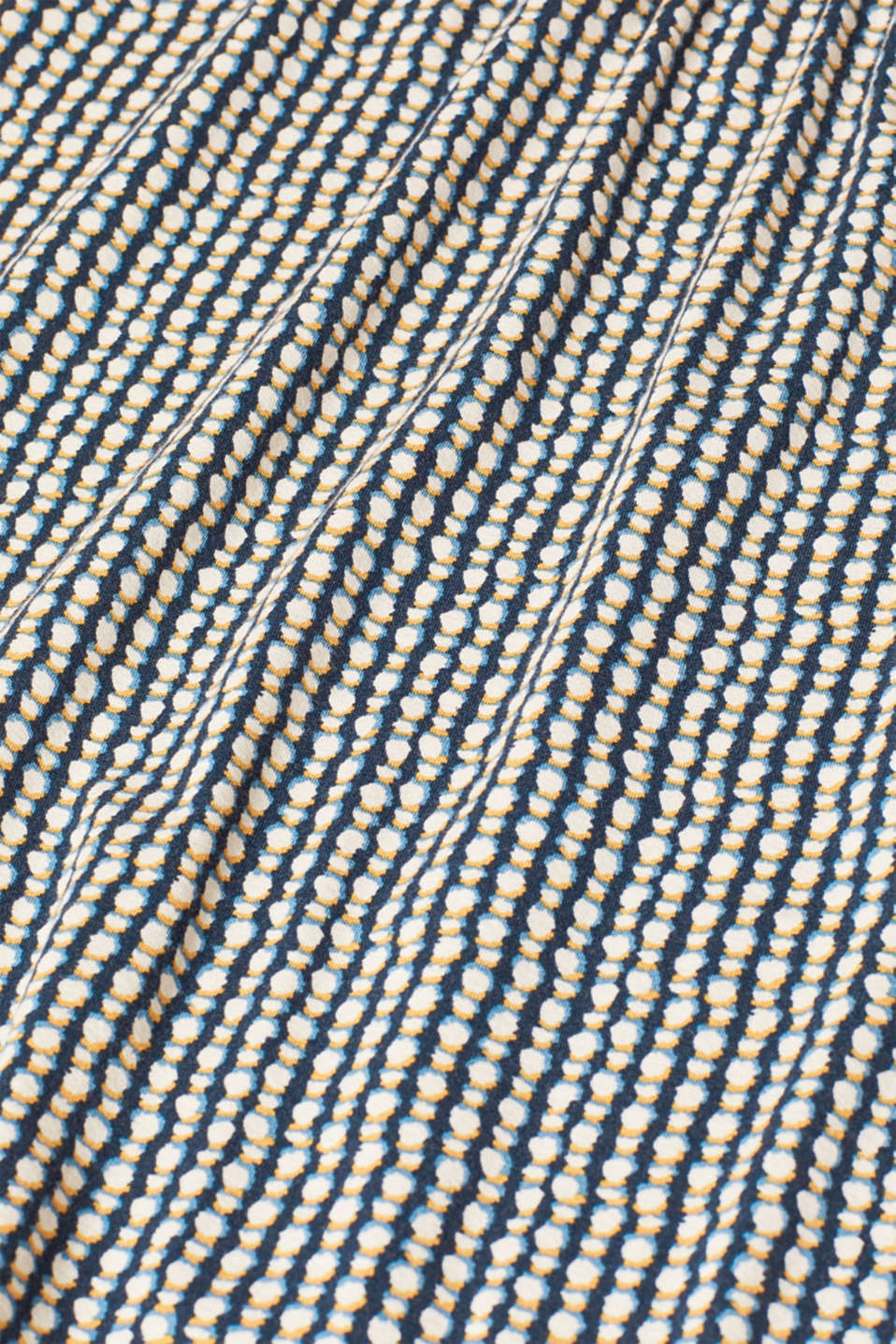 Dresses knitted, BLUE, detail image number 5