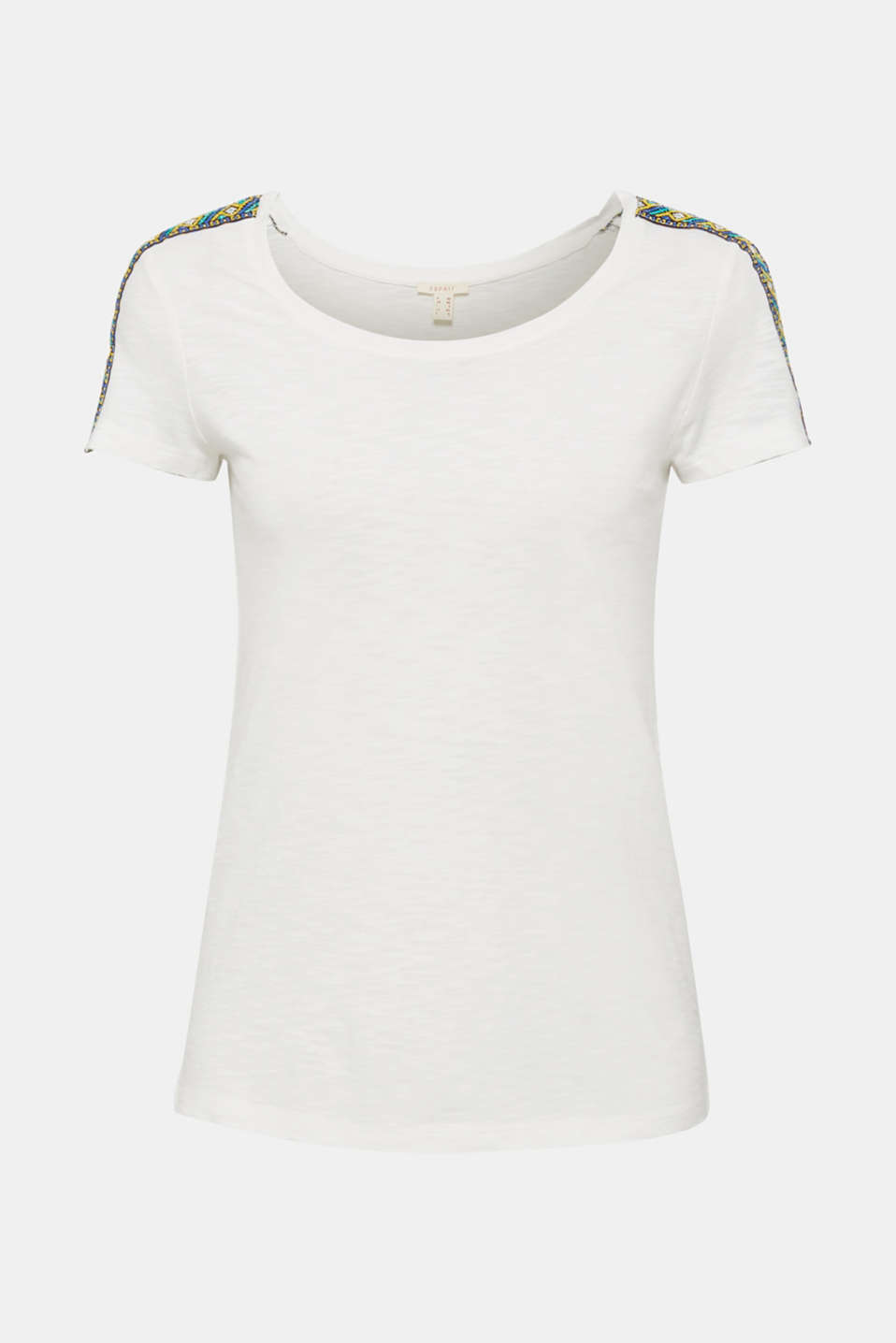 T-Shirts, OFF WHITE, detail image number 6