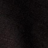 Slub T-shirt with organic cotton, 100% cotton, BLACK, swatch
