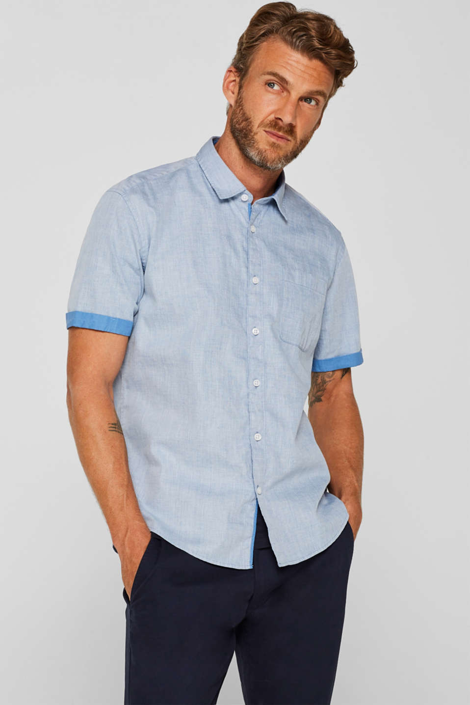 Shirts woven Regular fit
