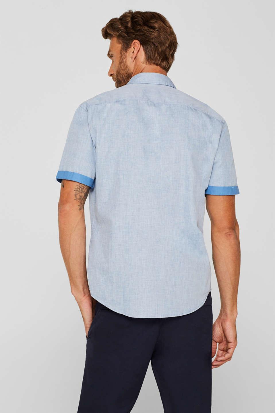 Shirts woven Regular fit, BLUE, detail image number 3