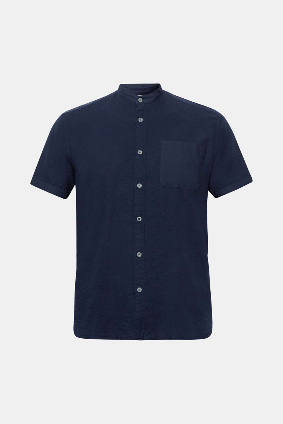 Shirts woven Regular fit, NAVY, detail image number 7