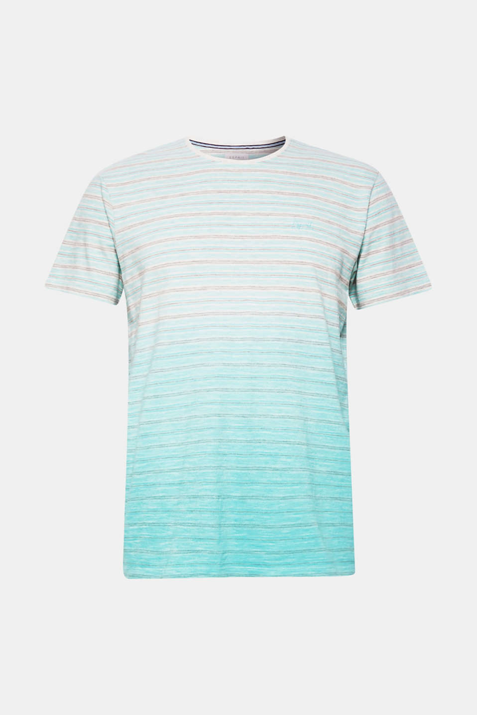 T-Shirts, LIGHT AQUA GREEN, detail image number 5