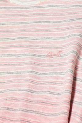 Jersey T-shirt with colour graduation, BLUSH, detail