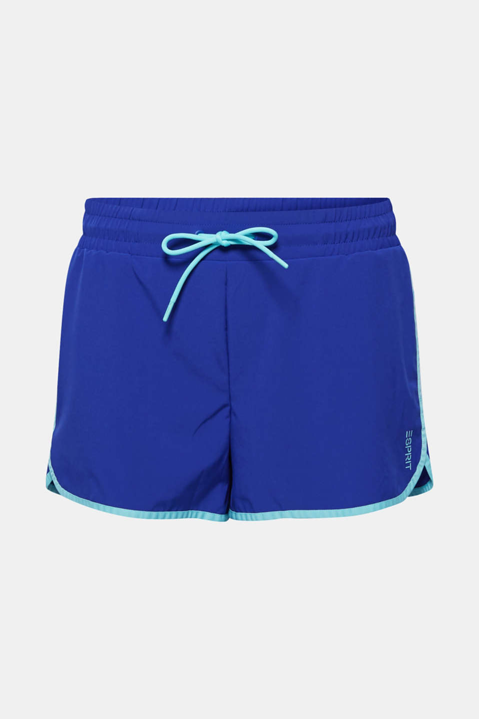 Shorts woven, BRIGHT BLUE, detail image number 6