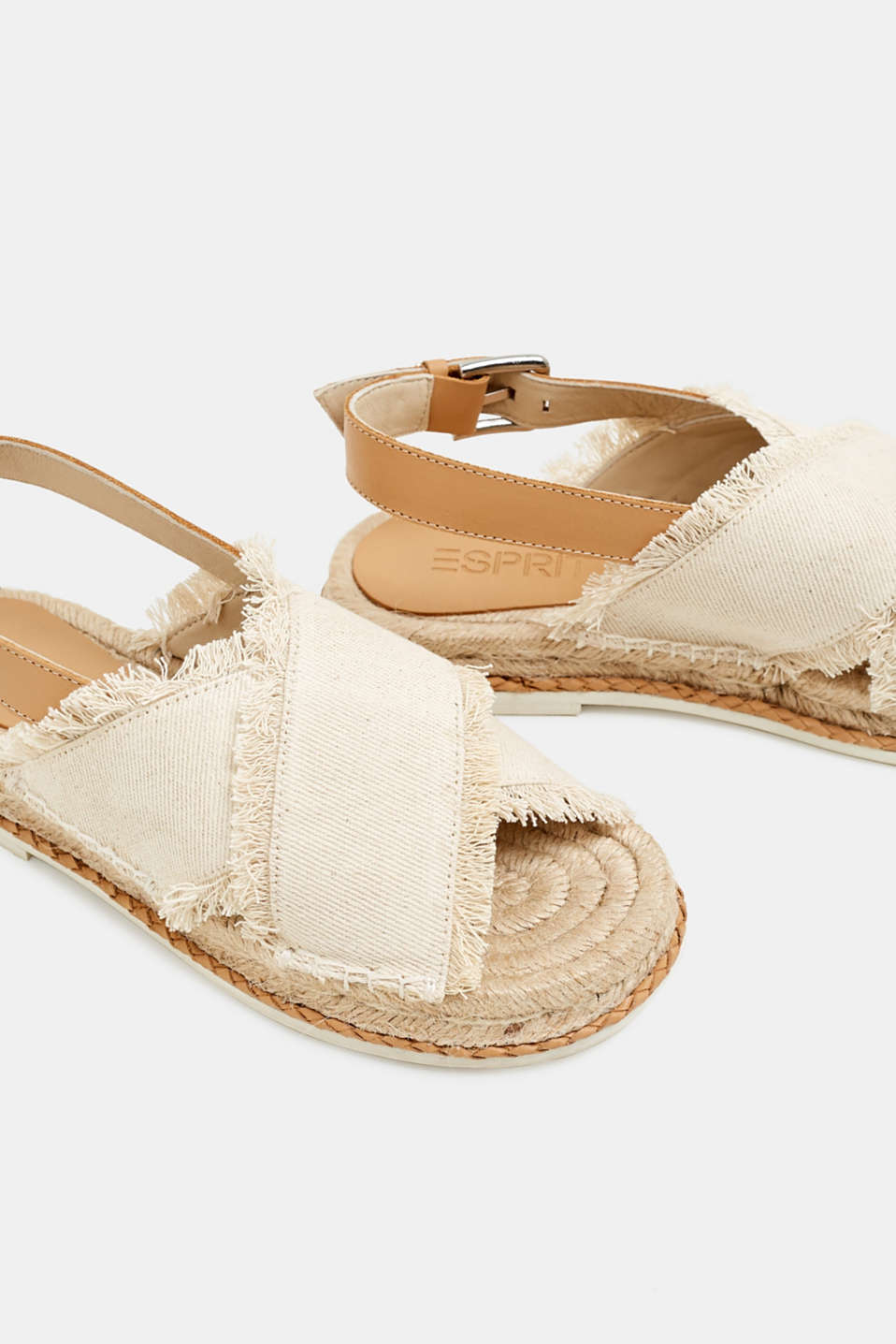 Casual Shoes textile, LIGHT BEIGE, detail image number 4