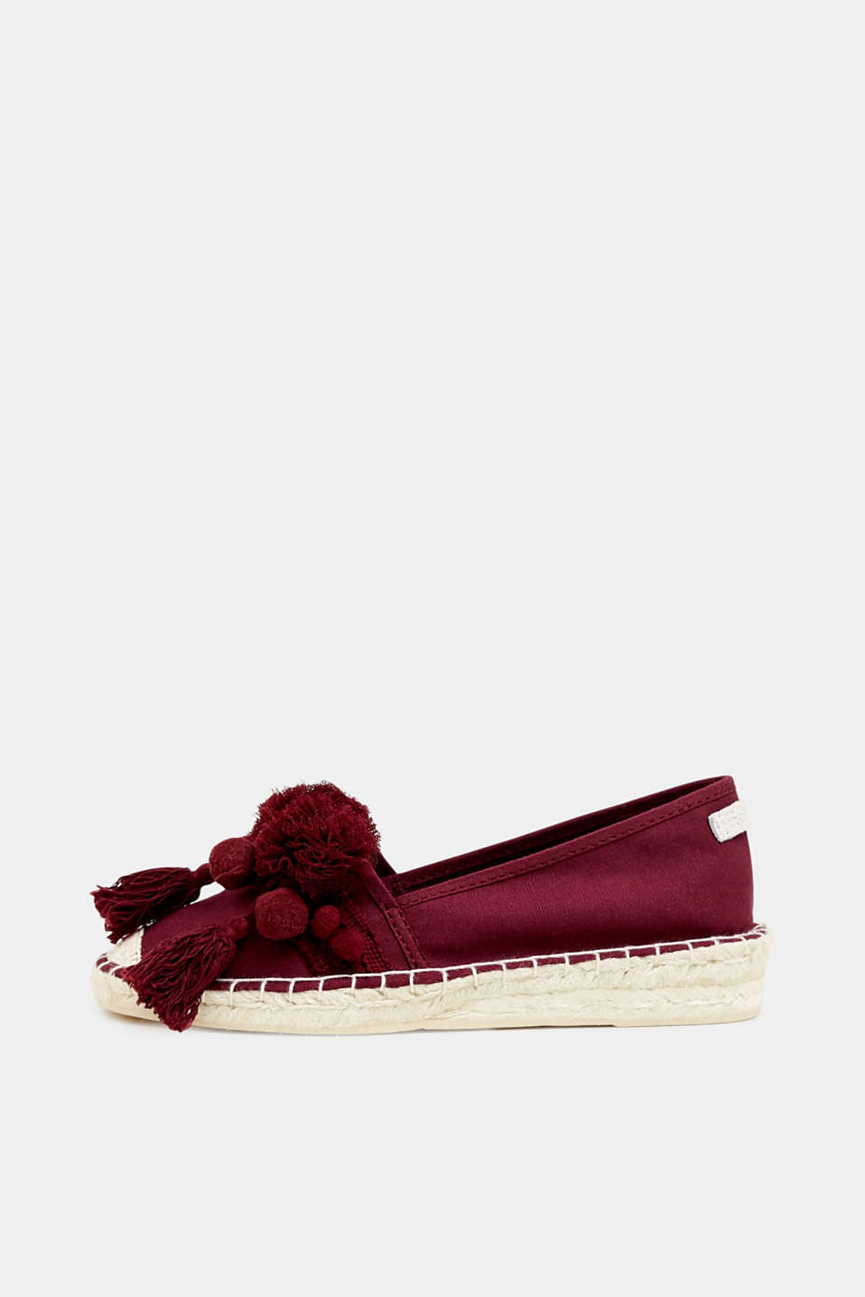 Casual Shoes textile, PLUM RED, detail image number 0