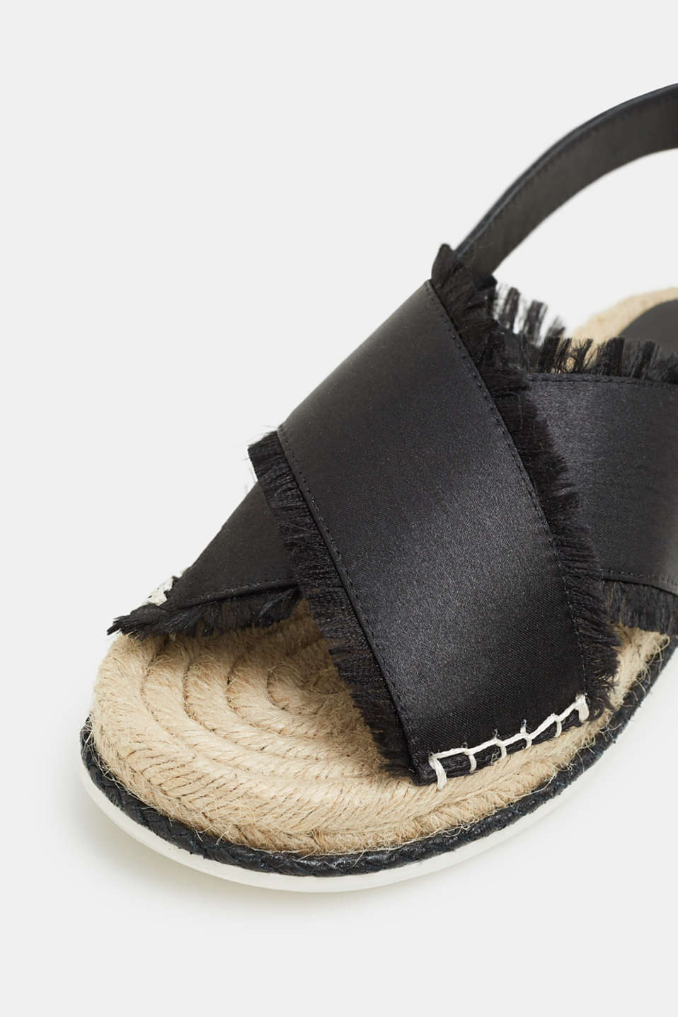 Casual Shoes textile, BLACK, detail image number 4