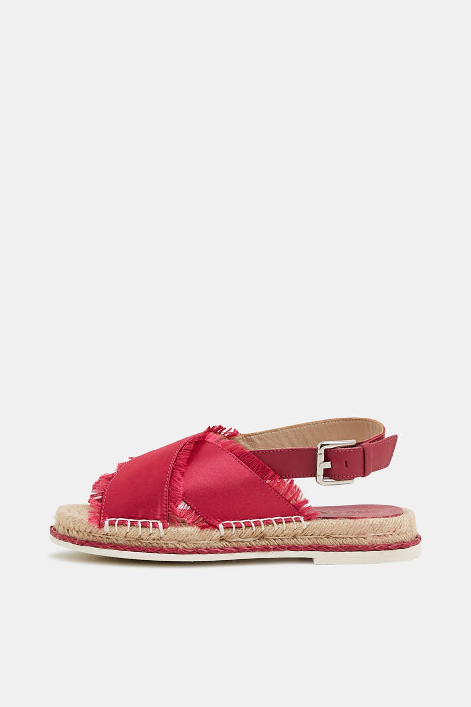 Esprit - Espadrilles sandals with a bast sole