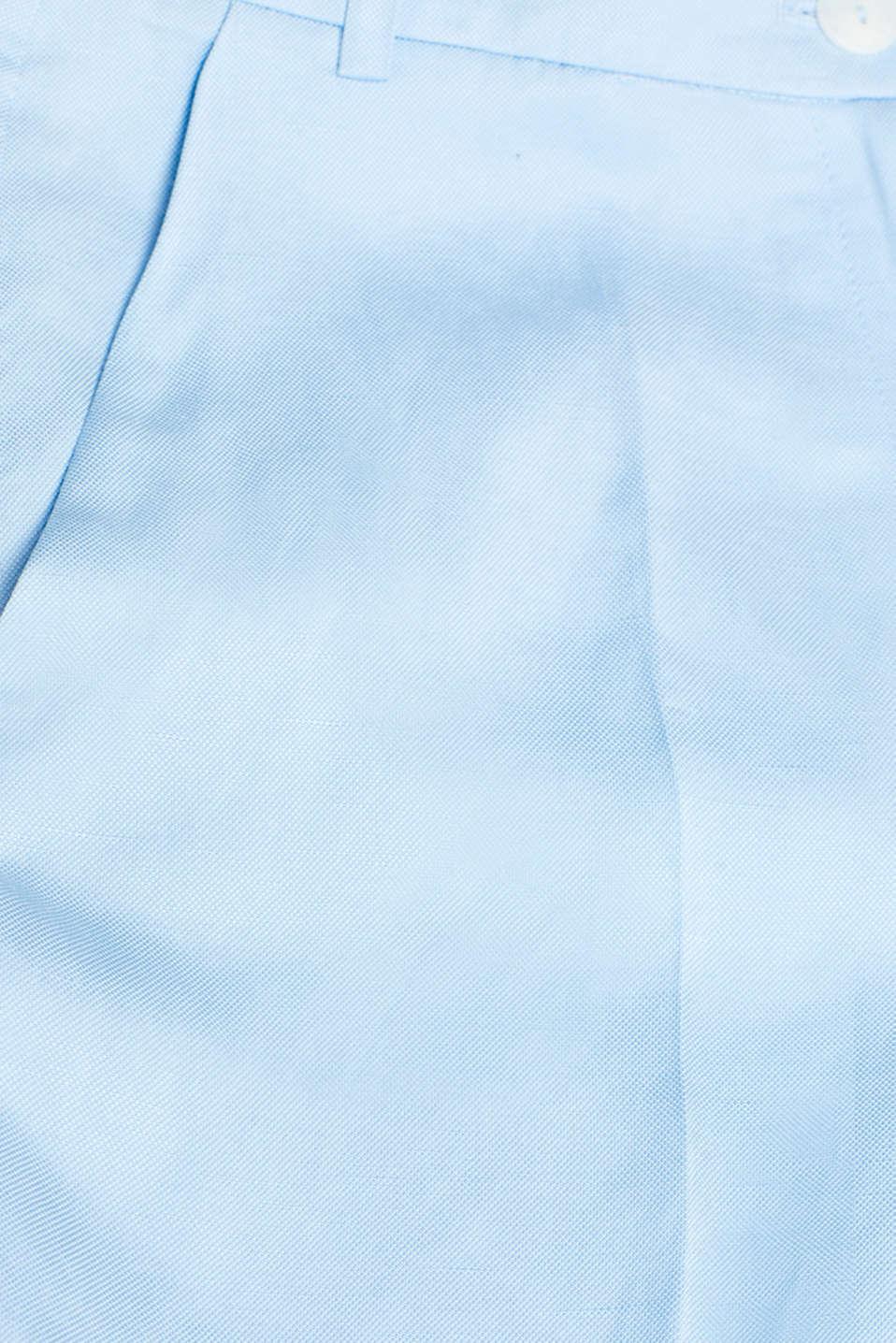 Pants woven, LIGHT BLUE, detail image number 4
