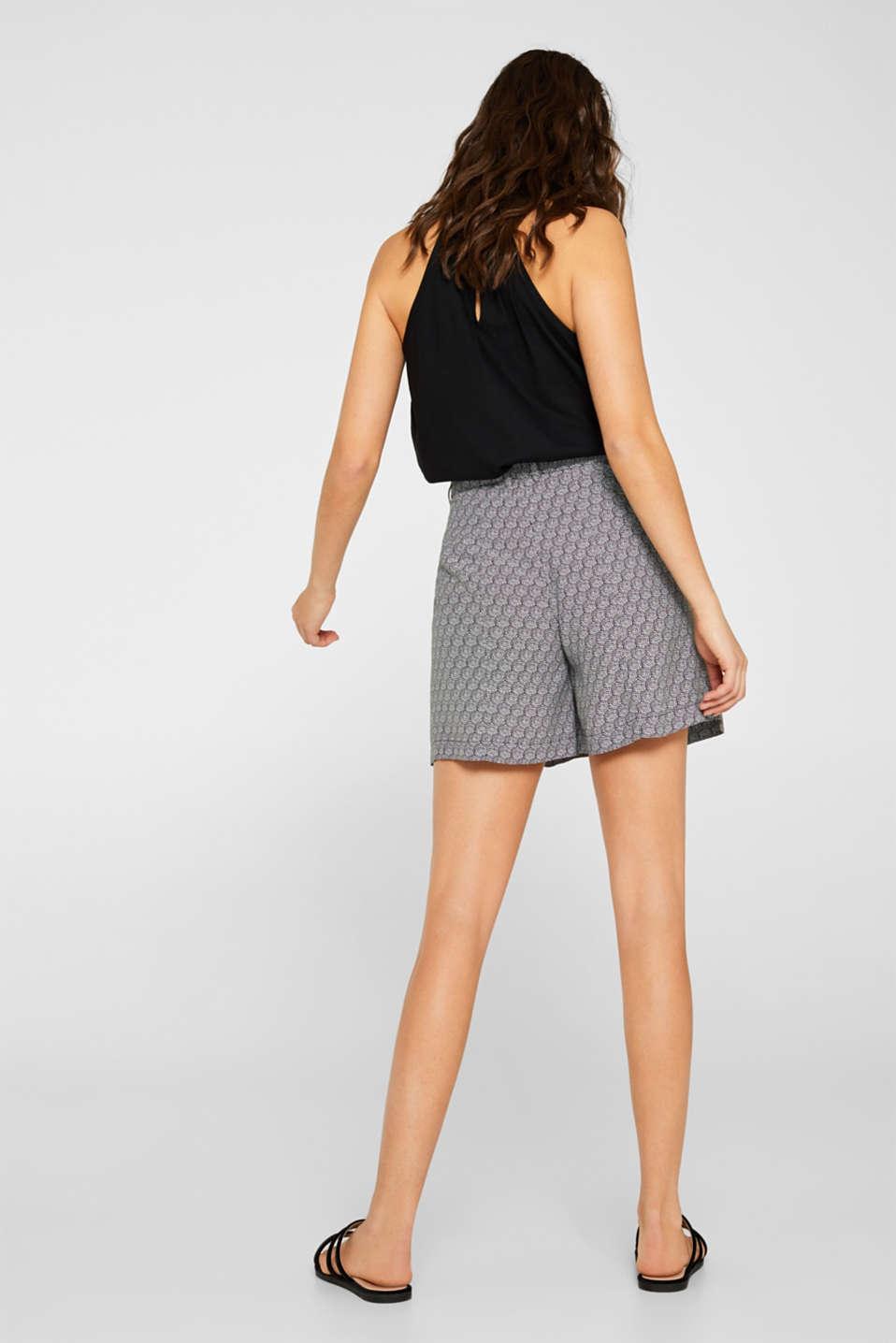 Shorts woven, BLACK, detail image number 3