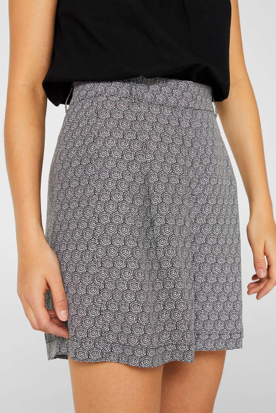 Shorts woven, BLACK, detail image number 2