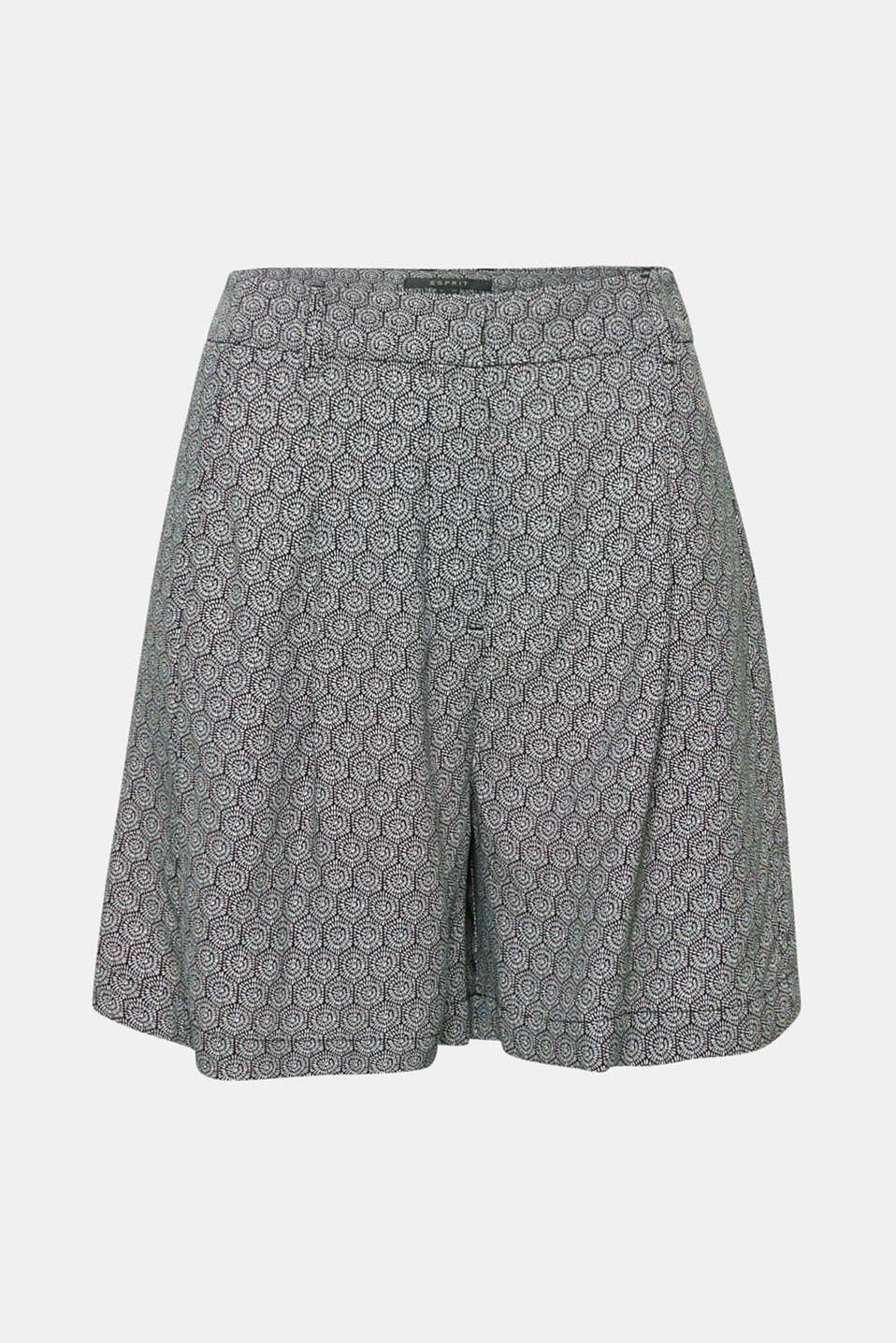 Shorts woven, BLACK, detail image number 7