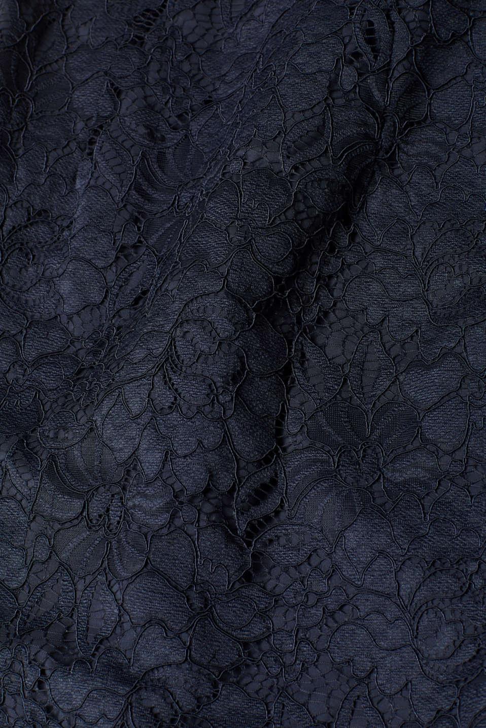 Dresses light woven, NAVY, detail image number 3