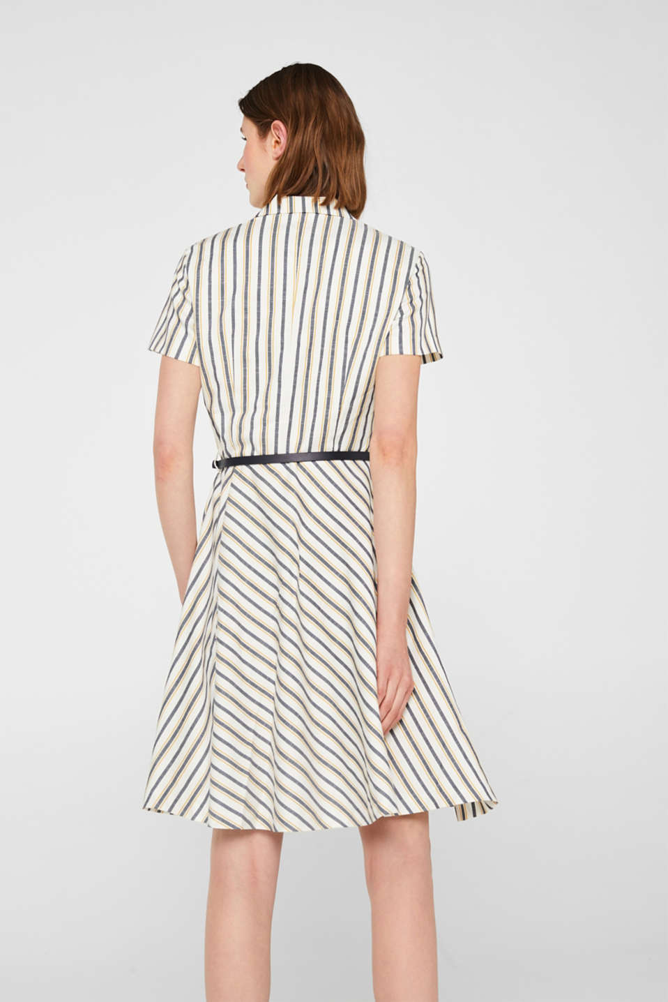 Dresses woven, OFF WHITE, detail image number 3