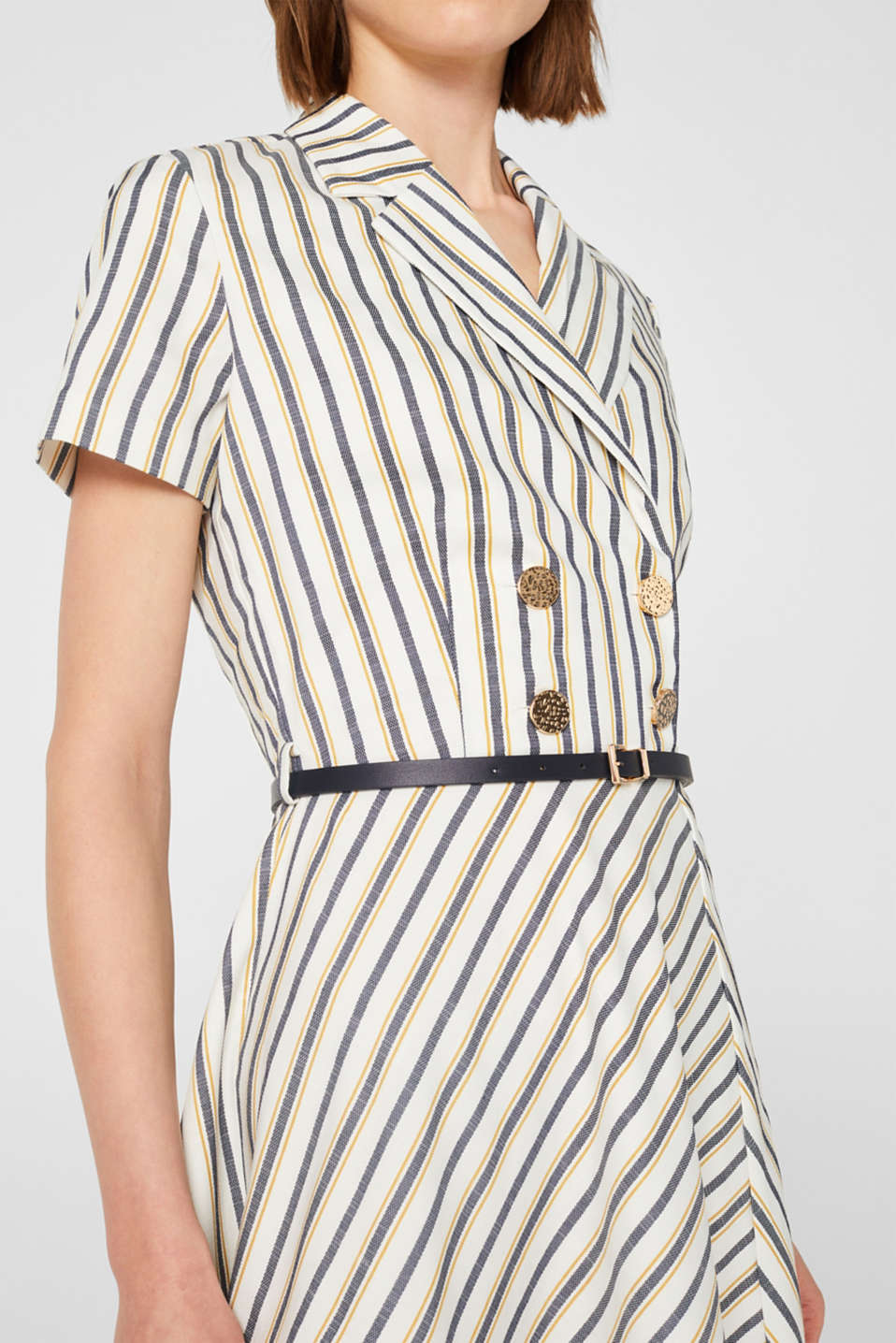 Dresses woven, OFF WHITE, detail image number 2