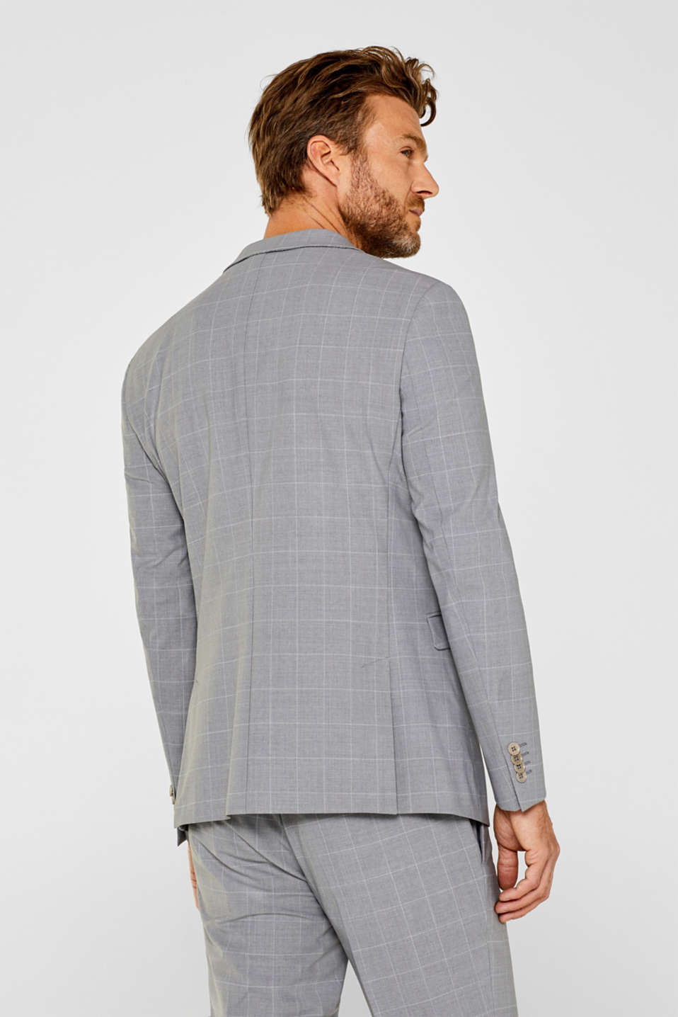 Blazers suit, LIGHT GREY, detail image number 3