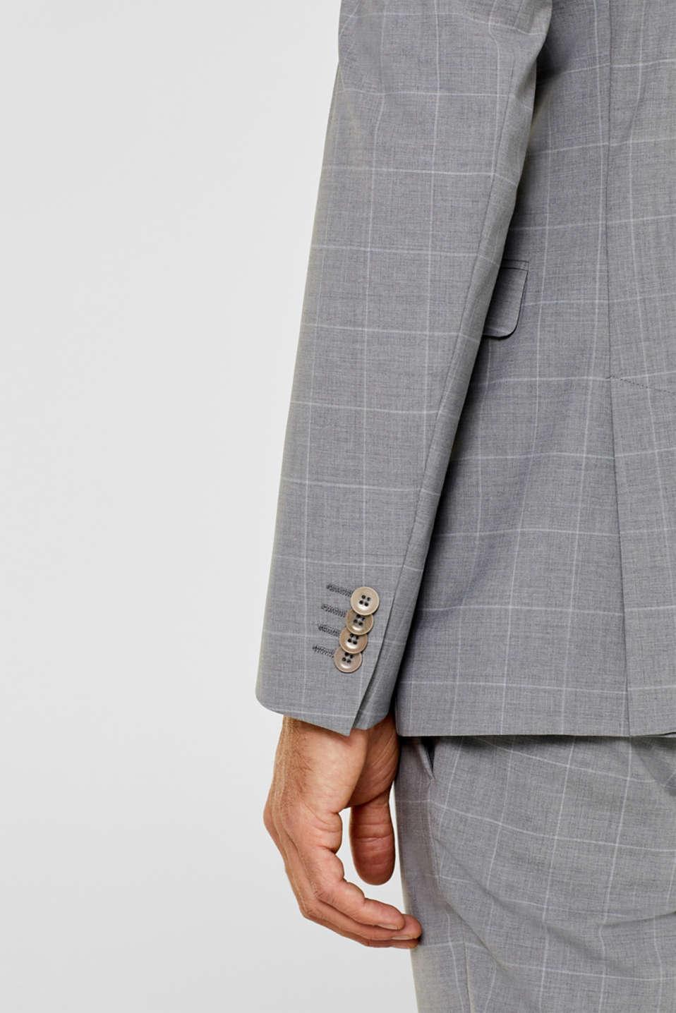 Blazers suit, LIGHT GREY, detail image number 6